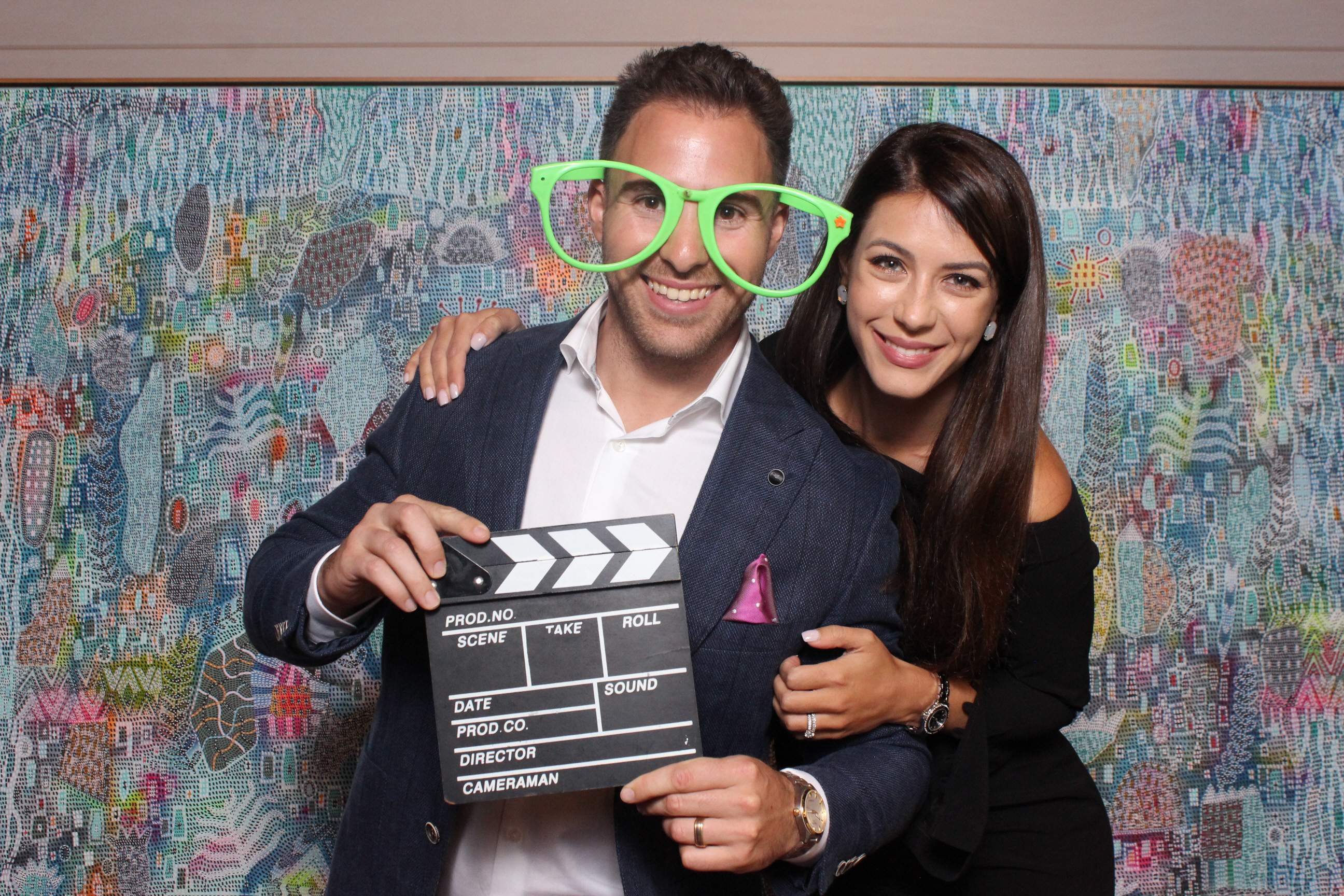 Event Photo Booth | Gif Booth Sydney | Fun Backdrops | Photo Booth Hire