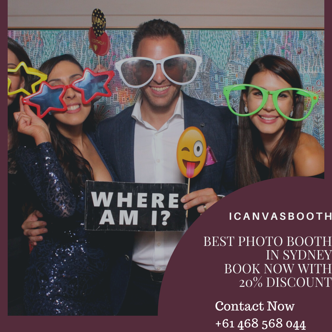 photo booth hire company
