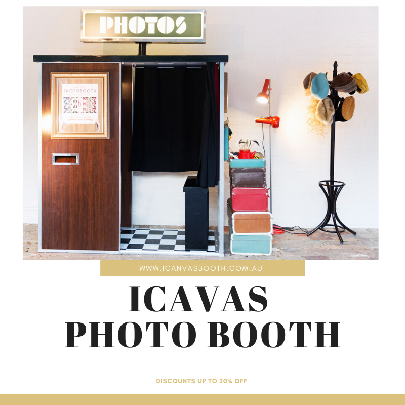 photo booth hire in sydney